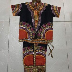 Coming Soon: Young Boy Dashiki Outfit